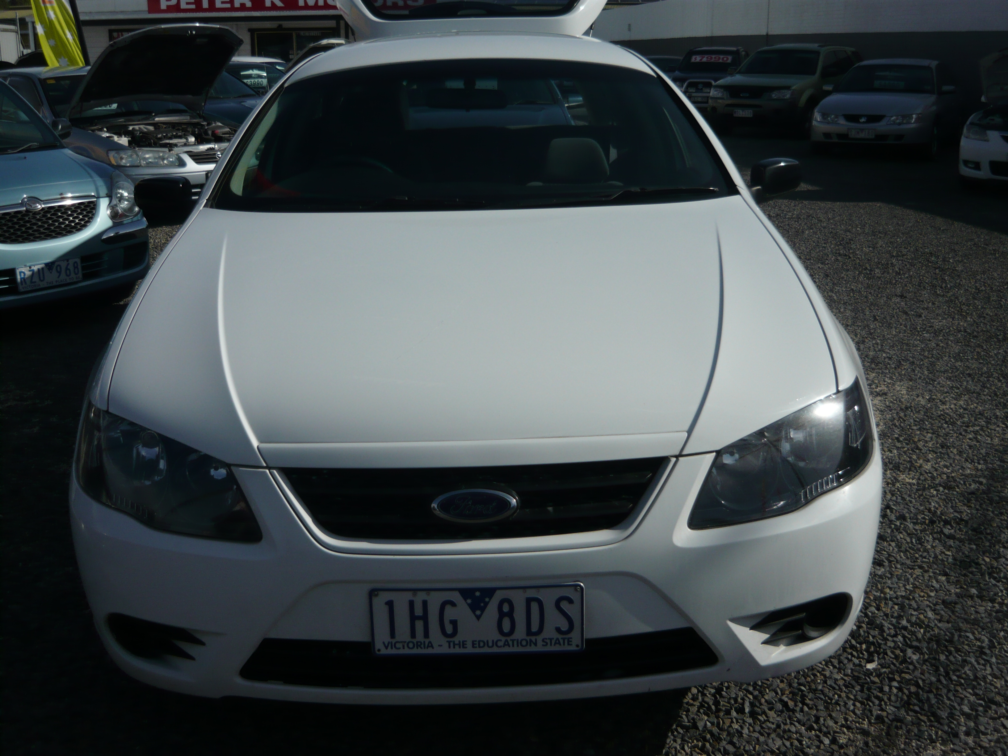 Used Car Wagon Ford Falcon 2008 - Got That